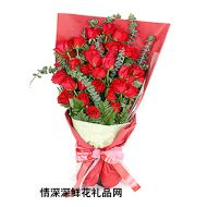 玫瑰花,浓情蜜意