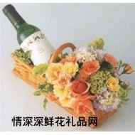 生日�r花,醉花