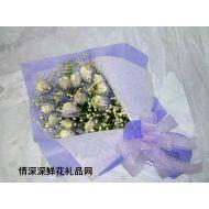 南宁鲜花,爱你无悔