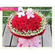 七夕节鲜花,甜蜜的爱