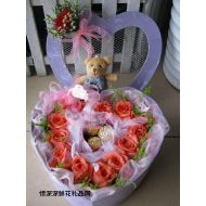 情人节鲜花,节日的甜蜜(情人节预定精品推荐)
