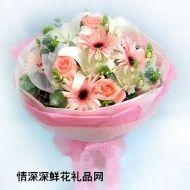 礼盒花束,深情只为爱