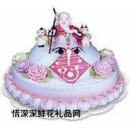 祝寿蛋糕,贺寿