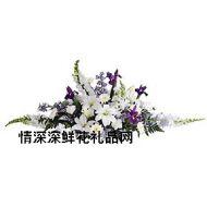 清明节鲜花,静