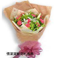 中秋节鲜花,一路上有您