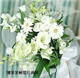 日本,悼念鲜花