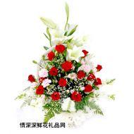 中秋节鲜花,最真切的祝福