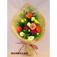 北京鲜花,彩色世界