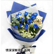台湾鲜花,希�D情人
