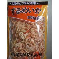 特色美食,北海道香烤鱿鱼丝150克