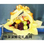 水果礼篮,秋色迷人