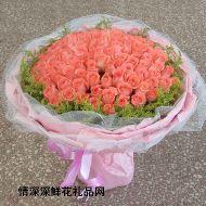 99/999玫瑰,爱的誓言