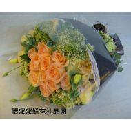 香港鲜花,迷情仙境