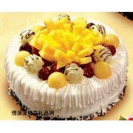 水果蛋糕,香雪蜜语