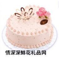 鲜奶蛋糕,甜蜜如心