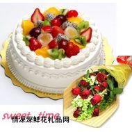 国际蛋糕, 甜蜜计时(英国)