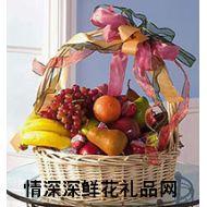 水果礼篮,水果礼篮42