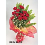 上海鲜花,心目中的圣女