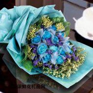 新加坡,蓝色的爱