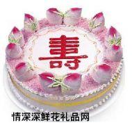祝寿蛋糕,蟠桃盛会
