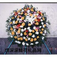 清明节鲜花,葬礼花篮9