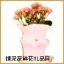 鲜花盆栽,长寿花