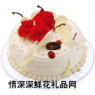 鲜奶蛋糕,妈咪我爱你