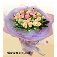 精品鲜花,紫色梦想