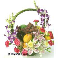 父亲节鲜花,深情问候