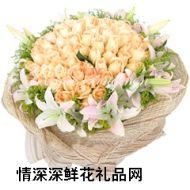 99/999玫瑰,爱你的心