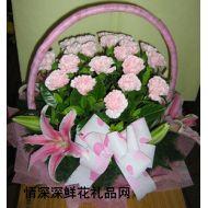 教师节鲜花,缕缕温情