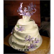婚礼蛋糕,相亲相爱