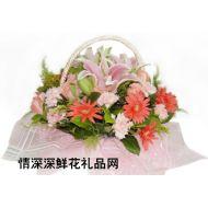 祝福鲜花,为爱祈祷