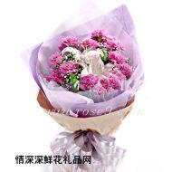 父亲节鲜花,馨香满园