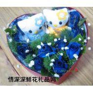 七夕节鲜花,最爱是你