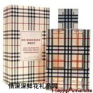 精品香水,Burberry/巴��莉 Brit �L格女香(香精版) 50ML