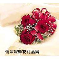 台花胸花,胸花7