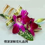 台花胸花,胸花8