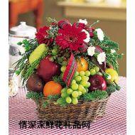 水果礼篮,世纪之礼