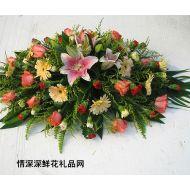 深圳鲜花,台面花