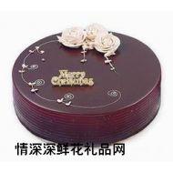 精品蛋糕,魅力�廴�(10寸)