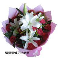 中秋节鲜花,美梦成真