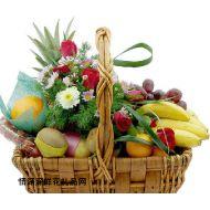 水果礼篮,纯真的祝愿