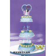 婚礼蛋糕,美满家园