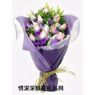 北京鲜花,永远相随
