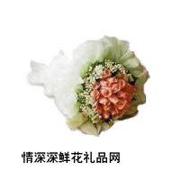 北京鲜花,好事成双
