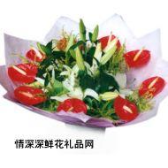 深圳鲜花,情真意切