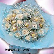 南宁鲜花,甜蜜生日