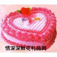 生日蛋糕,真心祝愿