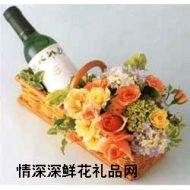 �L春�r花,醉花